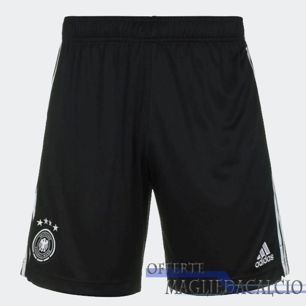 Tute Da Calcio adidas Home Pantaloni Germania 2020 Nero